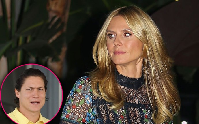 heidi klum stress eating vito schnabel cheating