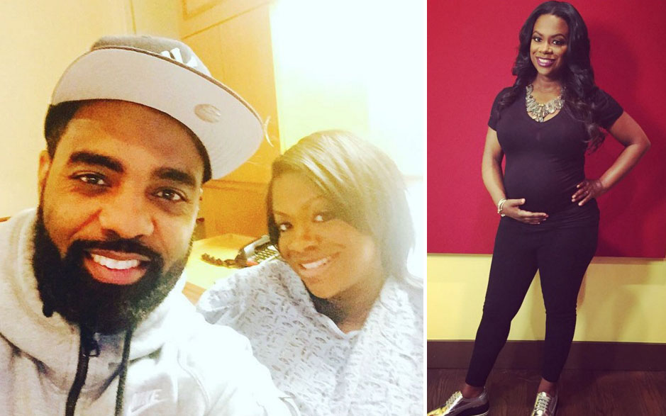 Kandi Burruss Baby -- Her New Son With Todd Tucker!