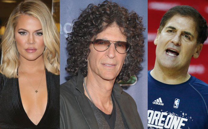 khloe kardashian interview howard stern mark cuban