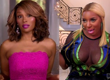 NeNe Leakes & Cynthia Bailey End Their Feud On 'RHOA'