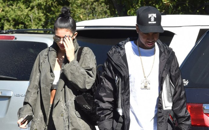tyga kylie jenner relationship kardashians break up split