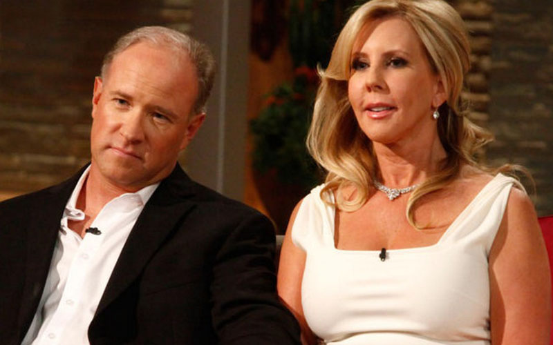 Vicki Gunvalson & Brooks Ayers -- Reconciling After Breakup?