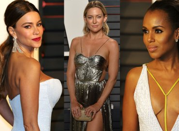 Celebrity red carpet beauty looks