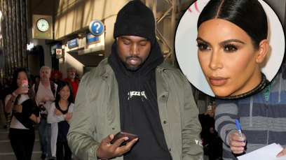kanye west kim kardashian divorce feud amber rose