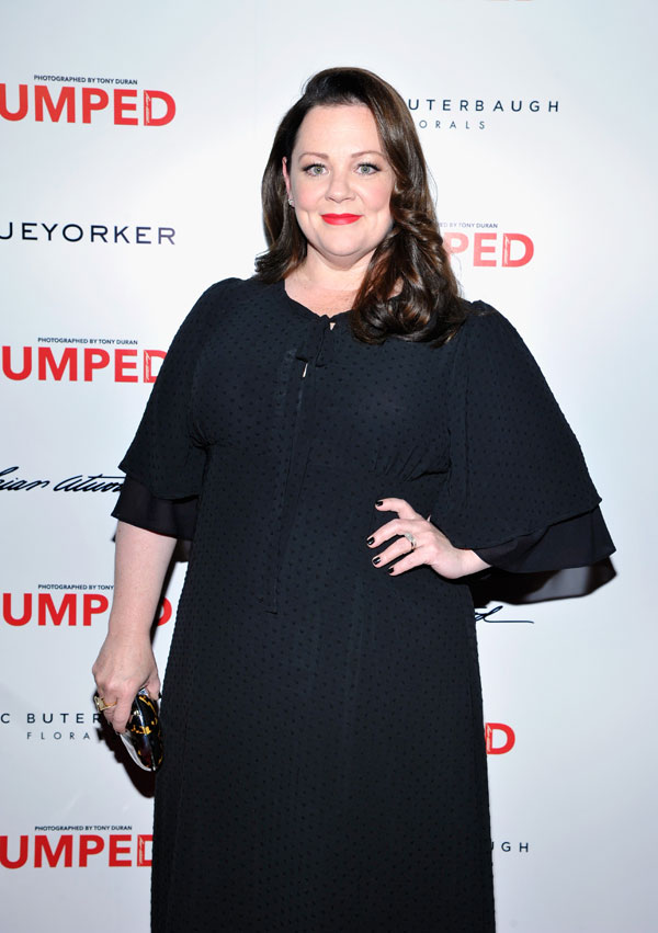 melissa-mccarthy-not-invited-gilmore girls-reunion-07