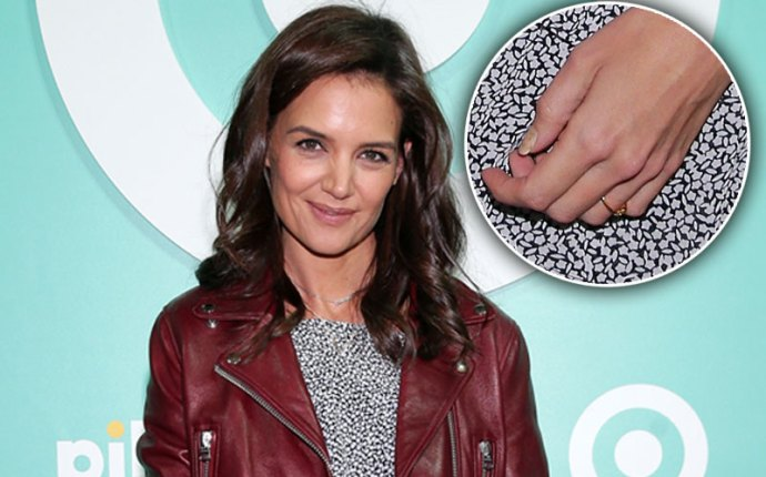 katie holmes jamie foxx married ring pics