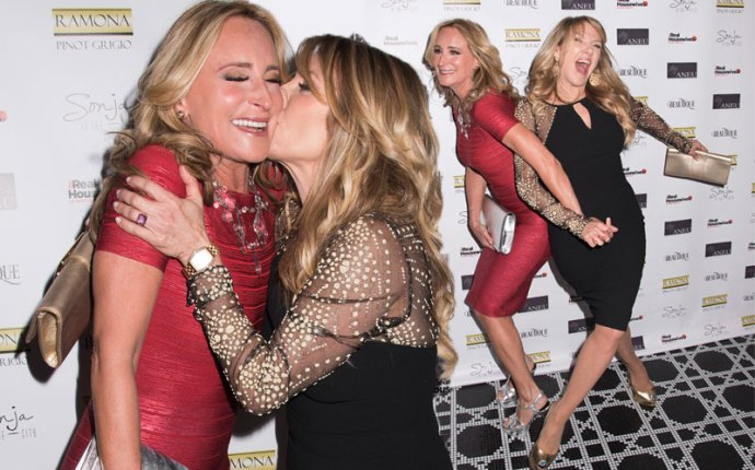 rhony premiere red carpet pics