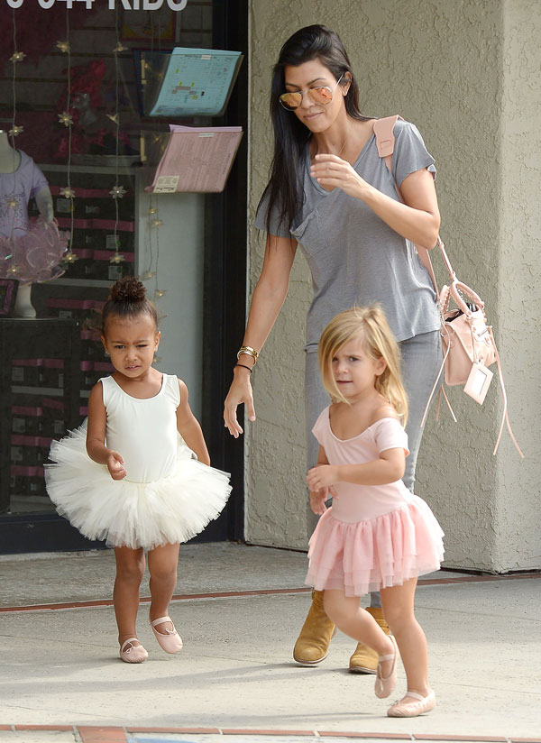 north-west-falls-kim-kardashian-phone-divorce-drama-video-5