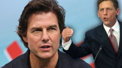 Tom Cruise Scientology Tell All Ron Miscavige Book Feud 3