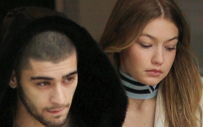zayn malik gigi hadid 21 birthday forgets no post