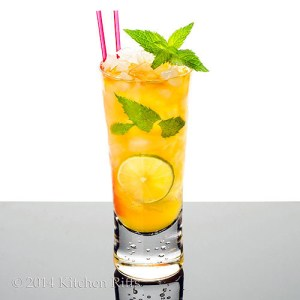 Queen's Park Swizzle Cocktail