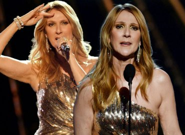 celine dion billboard awards performance icon award crying speech son