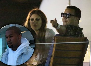 french montana khloe kardashian dating relationship kanye west matchmaker