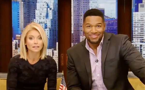 Cold Move! Kelly Ripa Had Staff Waiting Backstage After