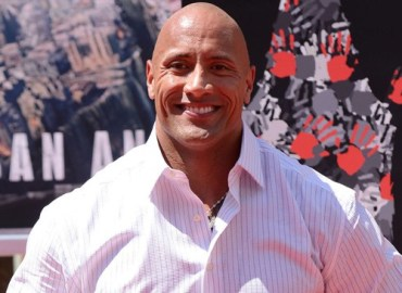 Dwayne 'The Rock' Johnson Honored With A Hand & Footprint Ceremony