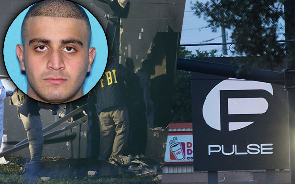 Orlando Massacre Killer Omar Manteen Secrets Gay Dating App Pulse Nightclub Pics 5