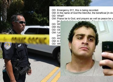 Orlando nightclub massacre omar mateen 911 call transcripts released 01