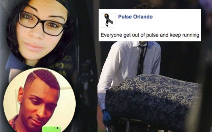 Orlando nightclub shooting tragic social media moments 01