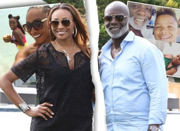 peter thomas cynthia bailey rhoa divorce vacation instagram pics