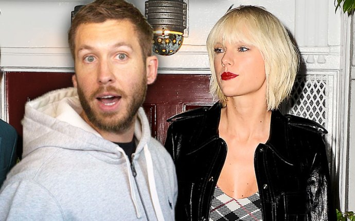 calvin harris dating taylor swift rebound
