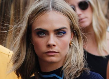 Cara Delevingne Engaged Girlfriend St Vincent Diamond Ring Airport Video