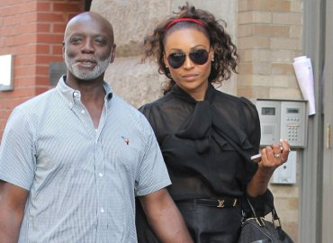 Cynthia bailey divorce peter thomas anniversary post