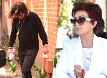 Ozzy Osbourne Medical Building Sick Sharon Osbourne Marriage Video