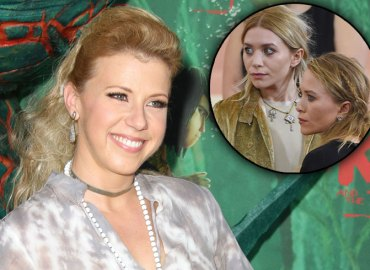 Jodie Sweetin Diss Olsen Twins Fuller House Cameo Red Carpet Video