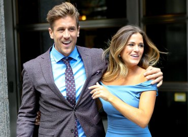 Jojo fletcher makes out bachelorette winner jordan rodgers nyc 01