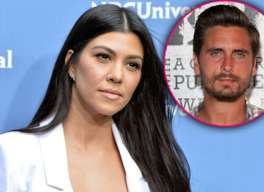 kourtney kardashian scott disick co parenting