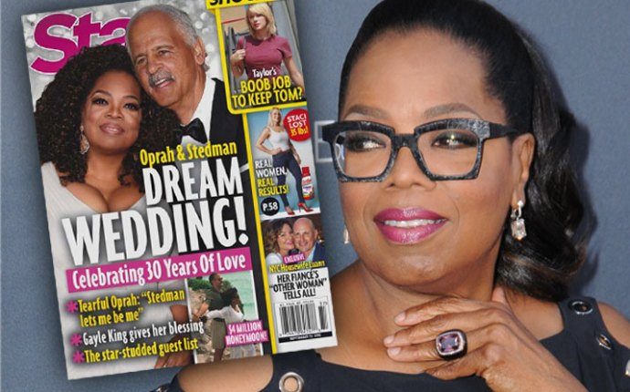 Oprah & Stedman Graham May Be Ready To Wed After Dating