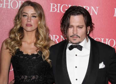 Amber Heard has filed for divorce from Johnny Depp   Los Angeles