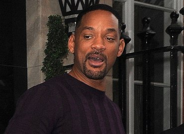 Will smith confronted over gay rumors
