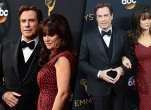 John Travolta Kelly Preston Marriage Problems Emmys Red Carpet Video
