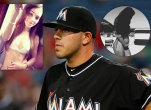 Jose fernandez pregnant girlfriend not carla mendoza 05