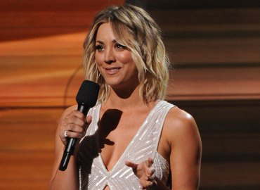 Kaley cuoco naked photo breast exposed