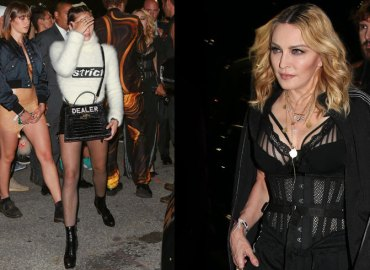 Madonna photos lourdes leon nyfw custody battle 01