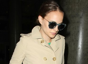 Natalie portman baby bump photos