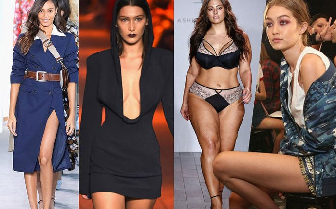 Sexiest catwalk moments fashion week 3 pp 3