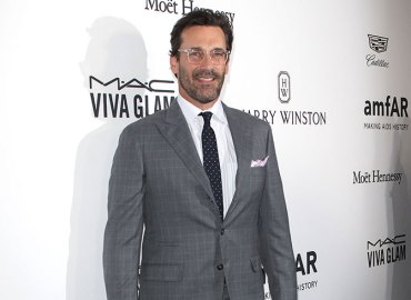 Jon hamm rehab red carpet charity