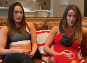 Nikki bella fight bryan danielson being humble total bellas