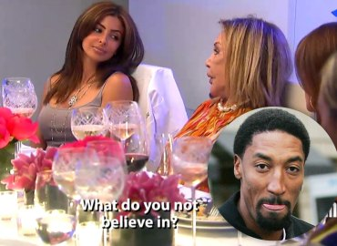 Scottie pippen divorce larsa pippen predicted rhom