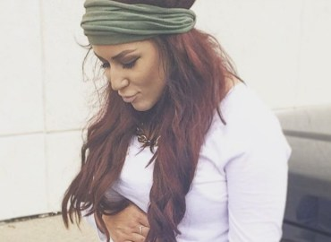 teen mom chelsea houska pregnant baby two