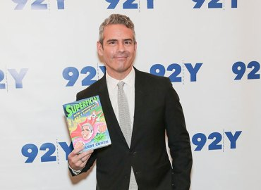 Andy cohen new book superficial wwhl guest gossip
