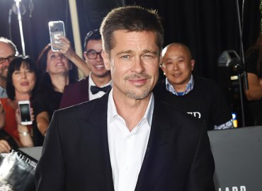Brad pitt first red carpet appearance allied movie