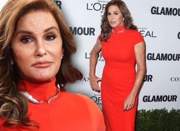 Caitlyn Jenner Not Met Dream Kardashian Shut Out Sad Glamour Awards Video