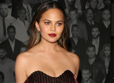 chrissy teigen revealing top john legend