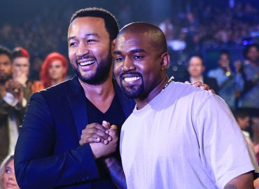Kanye west hospitalization john legend concerned mental health