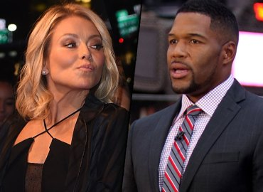 Kelly Ripa Live Co Host Solo Michael Strahan Feud Video