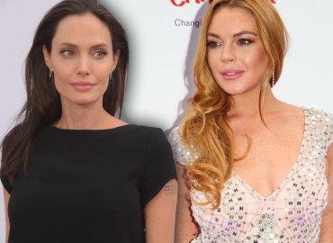 Lindsay Lohan Egor Breakup Comeback Wants To Be Angelina Jolie Video